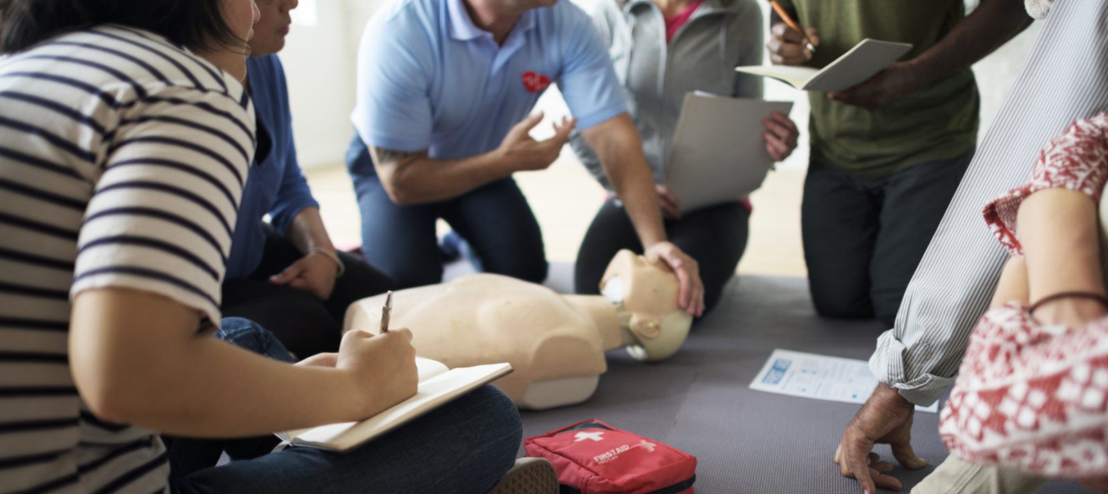 CPR, AED Classes